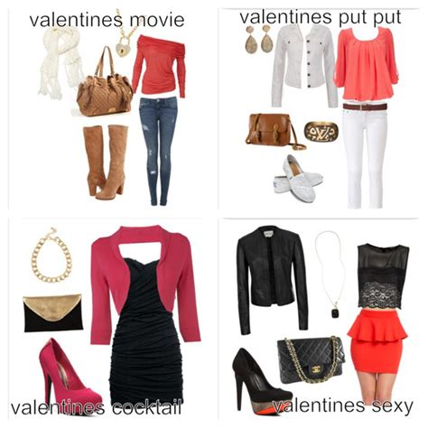 valentines day womens clothes of the day outfitofthedayblog