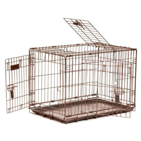 puppy has separation anxiety how to use a puppy crate to ease separation anxiety