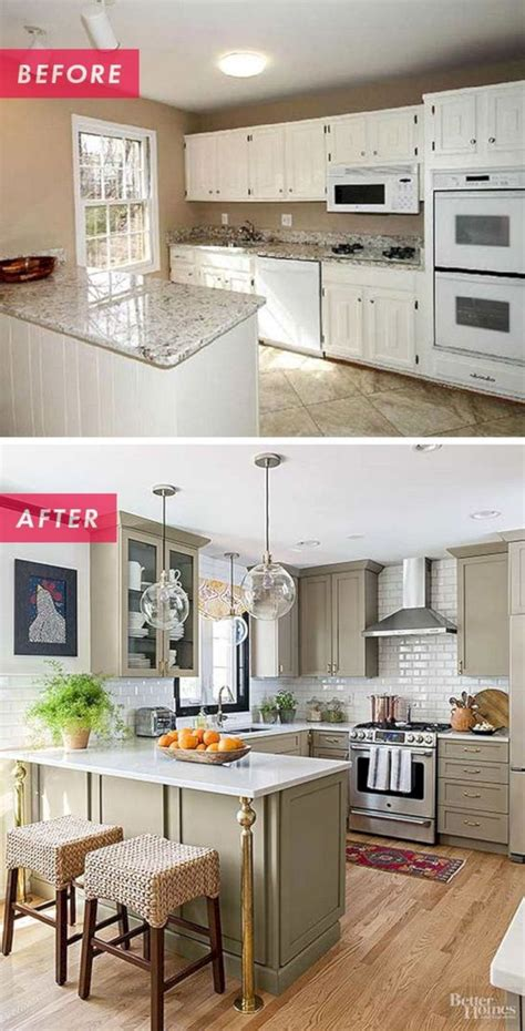 kitchen renovation ideas for small kitchens 15 clever renovation ideas to update your small kitchen