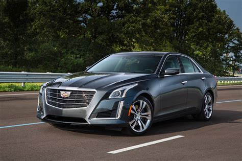 cadillac the car connection 2016 cadillac cts review ratings specs prices and