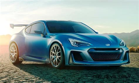 2019 subaru brz sti turbo 2019 subaru brz review techweirdo
