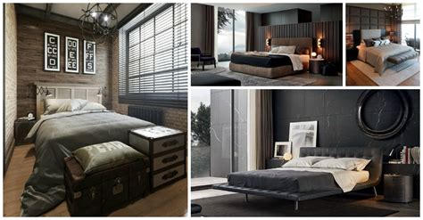 masculine bedrooms 10 comfortable masculine bedrooms you to check