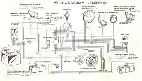 lambretta 12v wiring diagram 28 wiring diagram images