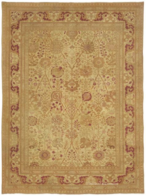History Artistic Design Of Antique Indian Agra And History Of Rugs