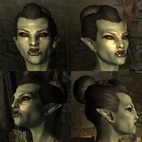 skyrim orc female face 8 best images about orc female on pinterest