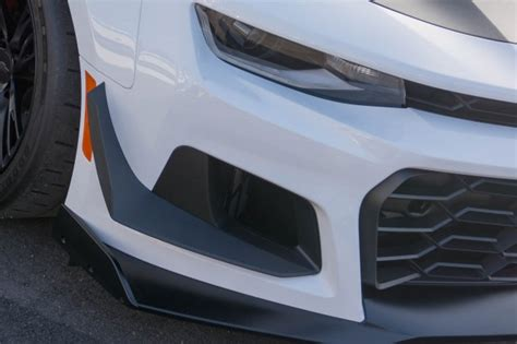 the chevrolet camaro zl1 1le just arrived to destroy