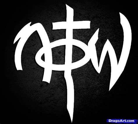 how to draw notw notw logo step by step fashion pop