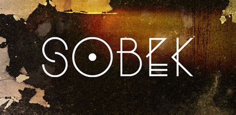 Sobek Branded sobek font on behance