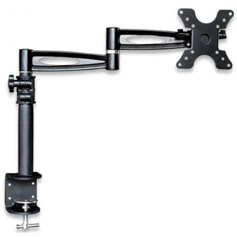 porta monitor da scrivania supporto tavolo o scrivania monitor lcd led braccio