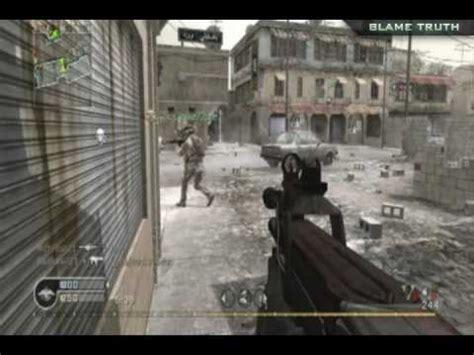 Call Of Duty 31 call of duty 4 team deathmatch 31 p90