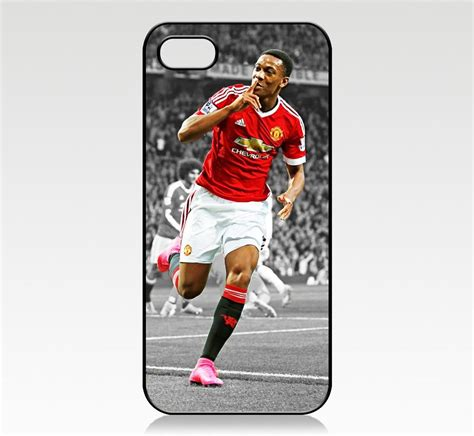 Iam United Mu Manchester United Iphone 5 5s Casing Hp Cover anthony martial manchester united iphone 4 4s 5 5c 5s 6 6s plus cover ebay