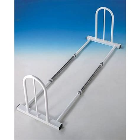 easyrail bedside grab bar single or double sided