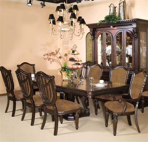 fairmont dining room sets fairmont designs grand estates 7 piece dining and chair