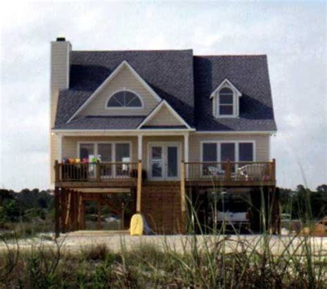 Beach Houses Coastal Houses Front Porch Pictures Porch Plans