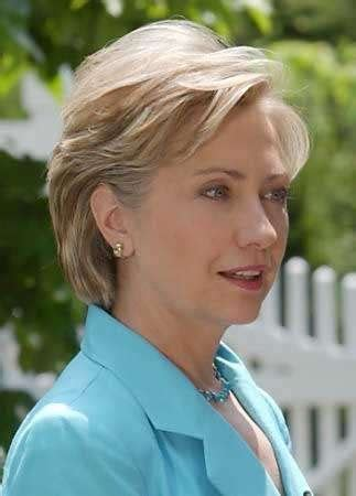 hillary clintons short bob cropped and stuled pin by rob lowell on now and then pinterest