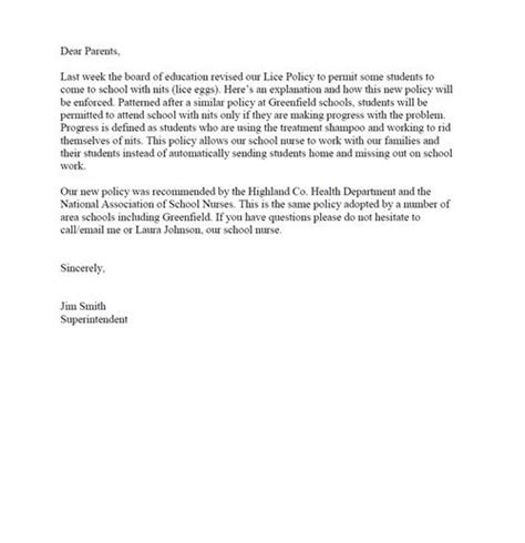 Appointment Letter For Kindergarten Appointment Letter For Preschool Best Free