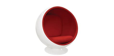 Saarinen Tulip Armchair Ball Chair Eero Aarnio