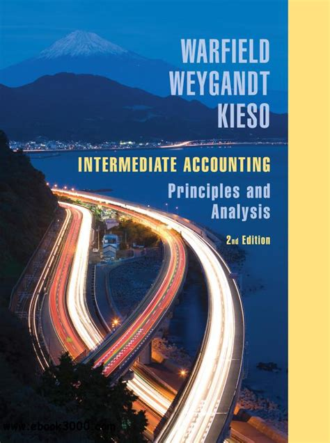 intermediate accounting 2nd edition books intermediate accounting principles and analysis free