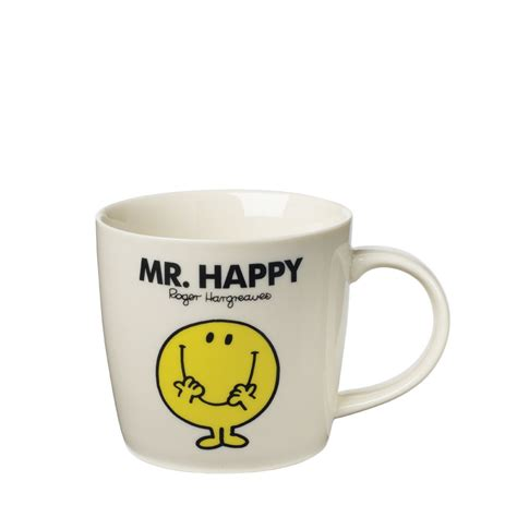 mr happy mug traditional gifts thehut com