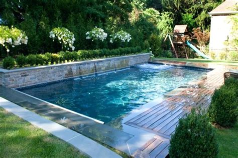 small built in pools built in pool design bullyfreeworld com