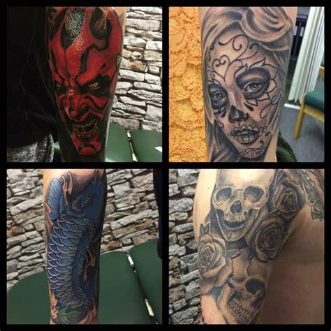 broadway tattoo shop inkspirations piercing shop manchester