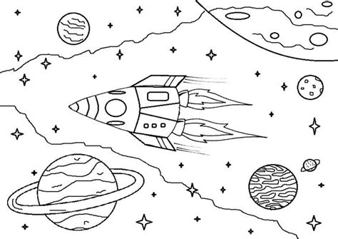 preschool coloring pages outer space space theme coloring pages 1 171 preschool and homeschool