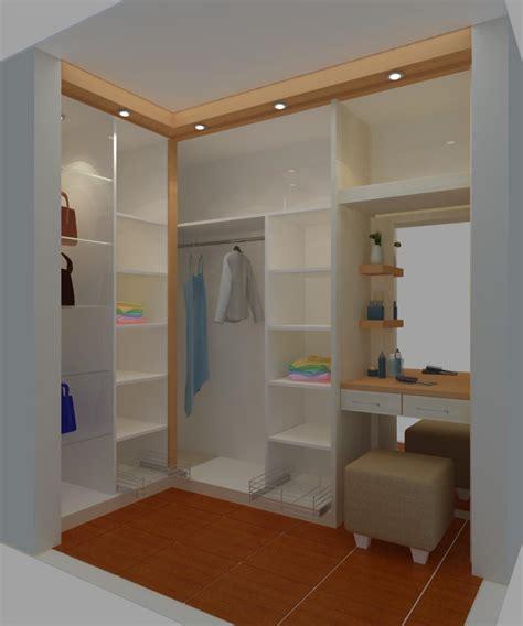 desain gambar lemari baju belajar illustrator jasa desain interior wardrobe lemari