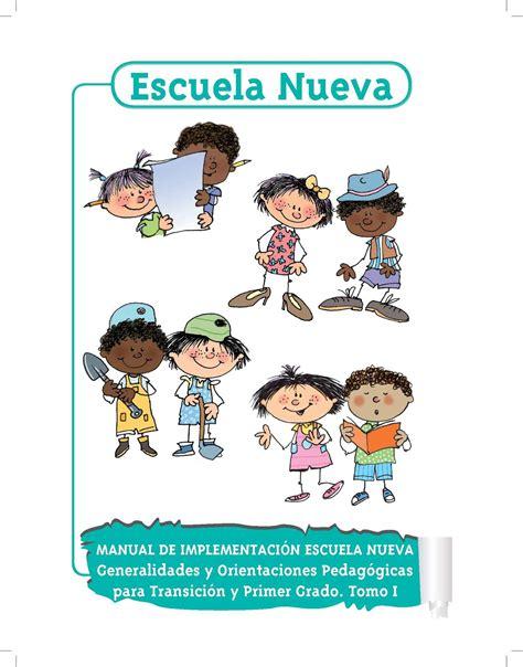una nueva escuela edition books calam 233 o generalidades y orientaciones pedag 243 gicas para