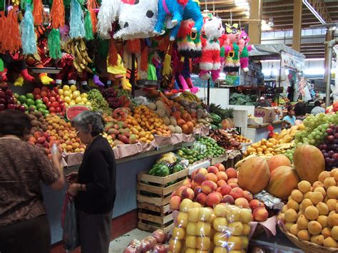 A New Way Of Shopping With Marketplace by Shopping At The Market In Oaxaca Mexico Oaxaca As Well