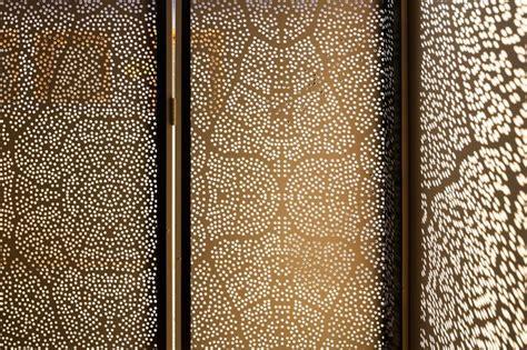 leaf pattern metal screen gallery of k house studio arthur casas 4 metal