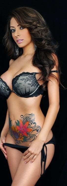 hot tattoo location awesome placement to cover stretch marks tattoos pinterest