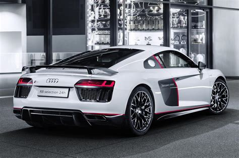 Door Trim Styles by Audi R8 V10 Plus Selection 24h Revealed Autocar