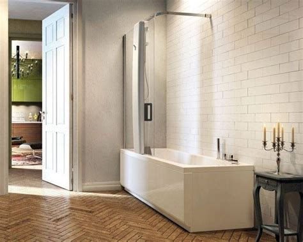 bagno vasca e doccia vasca con doccia integrata come scegliere vasche da bagno