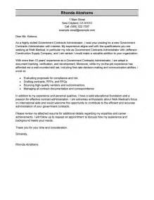 best government cover letter exles livecareer