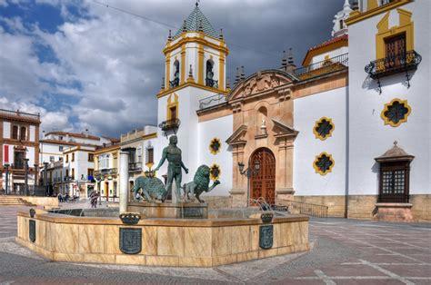 Self Comfort Granada To Ronda Cycling Holiday 6 Nts Charming