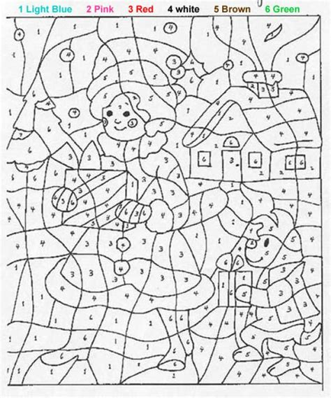 coloring pages by numbers for christmas number coloring pages 9 coloring kids