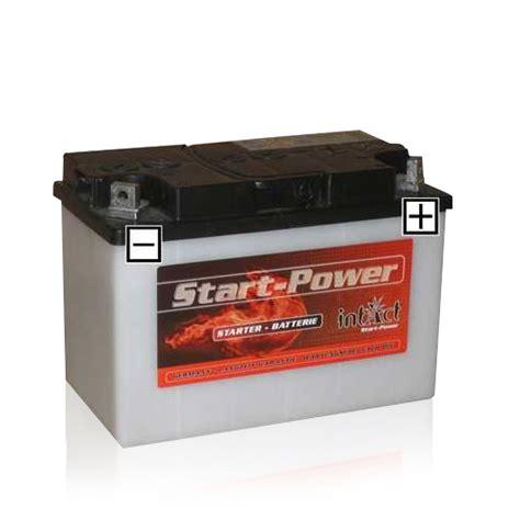 Motorrad Batterie 32ah by Intact Bike Power Classic 53211 C60 N35l A Hd