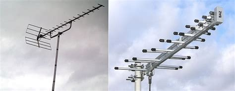 difference between omni and directional antenna