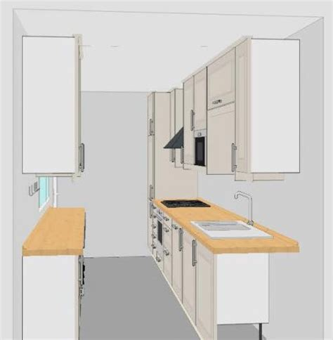 small galley kitchen design layouts 187 galley kitchen layout 2 at in seven colors colorful