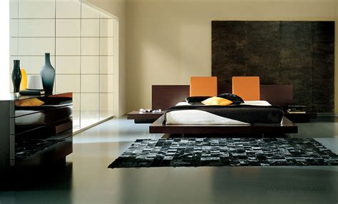 tokyo floating platform bed bedroom furniture haiku