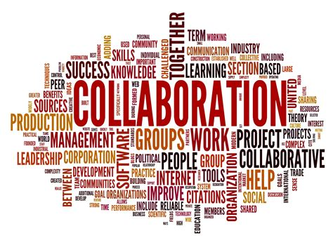 design collaboration meaning collaboration and north american missions