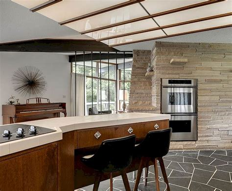 modern mid century kitchen remodel ideas 55 homedecors info