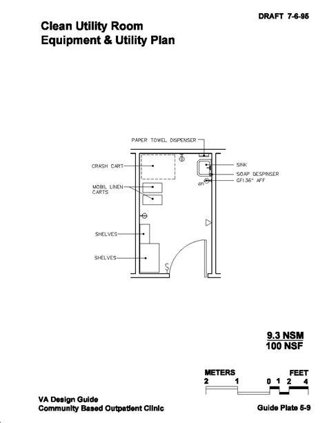 Plan Room Design clean utility room equipment amp utility plan cboc0078