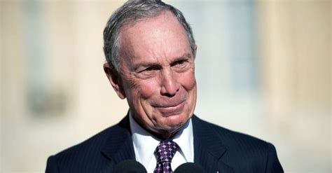bloomberg house michael bloomberg teases white house run