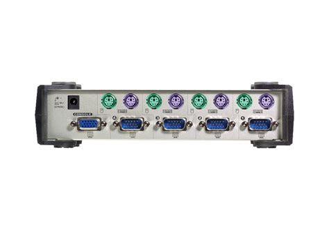 kvm 2 switch switch kvm ps 2 vga 4 porte cs84a aten switch kvm da