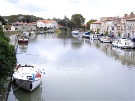 boat launch in french enjoying the canal du midi france including boating and