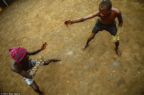 Fighting Looks Still by Dambe The West Form Of Boxing That Is
