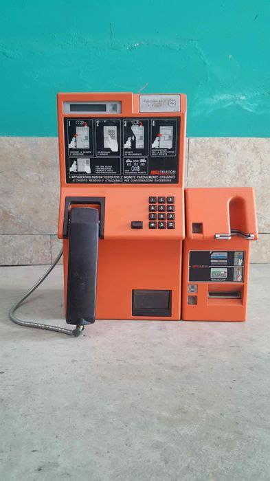 numero cabina telefonica telefono a schede quot telecom quot cabina telefonica catawiki