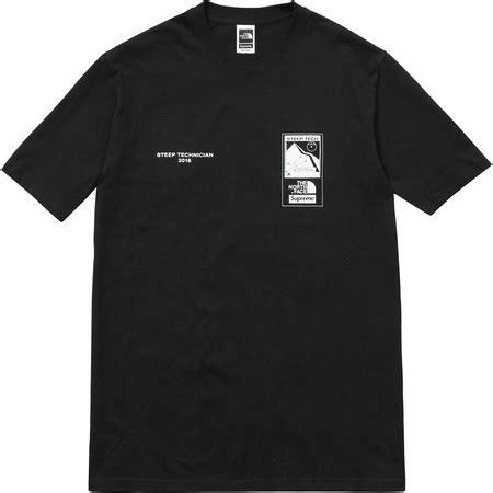 Kaos Tshirt Supreme Tnf Black supreme x the 2016 better nike bot