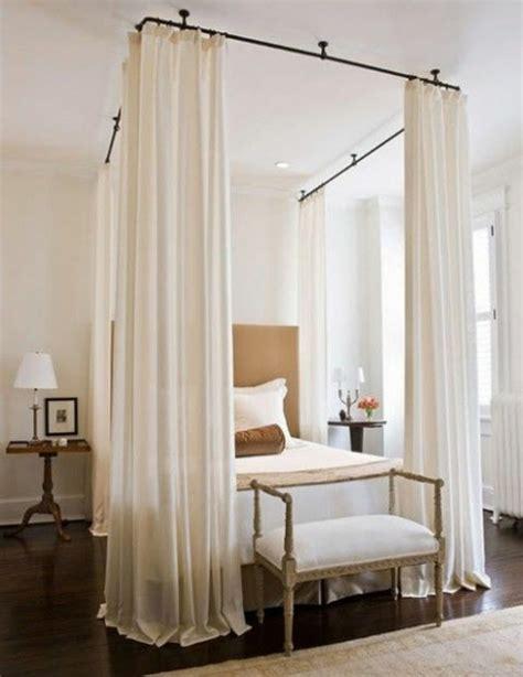 canopies for beds 33 erstaunliche wei 223 e himmelbett designs f 252 r ihr schlafzimmer